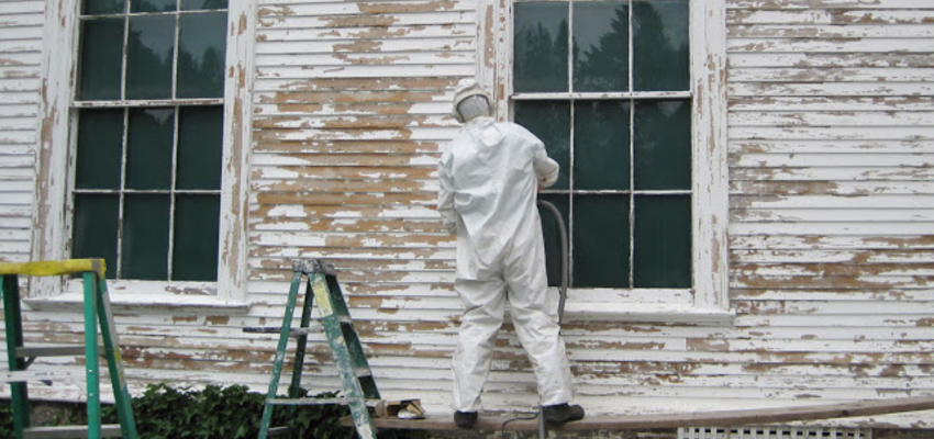 Advice for Painting an Historic House in New England - From Taunton MA Contractor