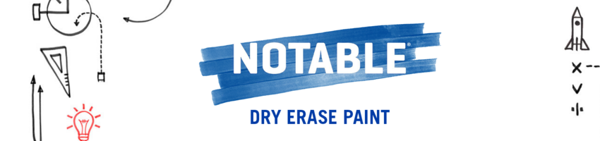Dry Erase Paint - Not Just For Kids!